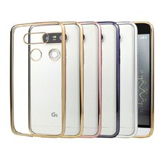 Silicone Case For LG G5 G4 K5 K10 Cover Gold Ultra Thin Soft Back Cover PAPC204 #UnbrandedGeneric