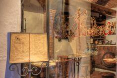 Osteria ristorante. Siena, Italy.
