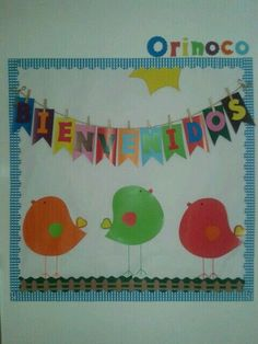 back to school bulletin board ideas Back To School Bulletin Boards, Classroom Bulletin Boards, Classroom Design, Classroom Decor, Welcome Students, Spanish Classroom, Teachers' Day, School Decorations, Crafts For Kids