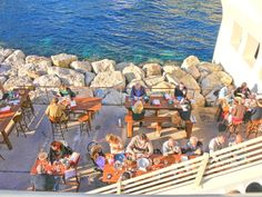 A Hidden Pearl on The Dock of The Bay - Les Perles de Monte-Carlo
