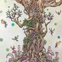 First from #mythomorphia by @kerbyrosanes . Coloured with #spectrumnoirpencils #mungyopastel #uniballsigno #imagimorphia #animorphia #extremecoloring #adultcoloringbook #divadasartes #wonderfulcoloring #arte_e_colorir #desenhoscolorir #coloring_secrets #artecomoterapia #kerbyrosanes