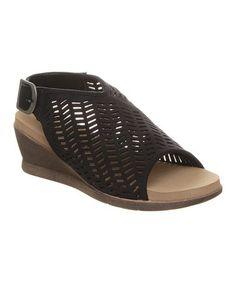 a9e4b8d73 This Black II Roxie Sandal - Women is perfect!  zulilyfinds Roxy