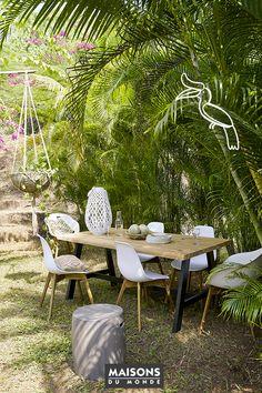 Objet tout au long de l'année. 260 Salon De Jardin Et Terrasse Ideas Maisons Du Monde Outdoor Furniture Sets Outdoor Furniture
