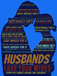 #VerseoftheDay Husbands, love your wives, even as Christ loved the Church, and gave Himself for it, That He might sanctify it, and cleanse it by the washing of water through the word... #Ephesians 5:25-26