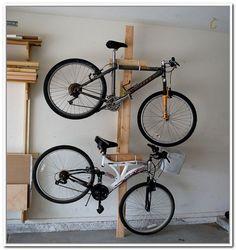 Bike Storage Racks For Garage Dyi