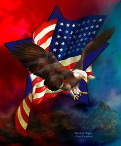 patriotic pictures | Patriotic Eagle One