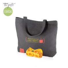 As bolsas de #CrerParaVer são feitas de pano, ótimas opções para substituir as sacolas plásticas com #ConscienciaeAtitude. #EuGosto