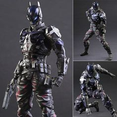 Play Arts Kai Arkham Knight from Batman Action Figure Square Enix  PRE-ORDER  http://www.figurecentral.com.au/products/play-arts-kai-arkham-knight-from-batman-arkham-knight-square-enix-pre-order?variant=2003366081