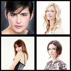 "The Ladies of Grimm at #SDCC2014, except Jacqueline Toboni (Theresa ""Trubel"" Rubel)"