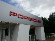 Porsche 2013 - Outdoor & Event Branding #Outdoorbranding #branding #eventbranding