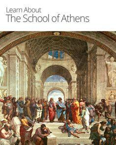 Art History   The School of Athens