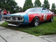 1973 Dodge Charger (43# Richard Petty)