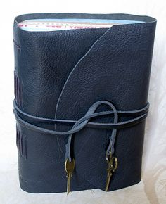 Bookbinding Tutorial Long-stitch Binding