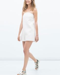 Image 2 de COMBINAISON EN JACQUARD de Zara