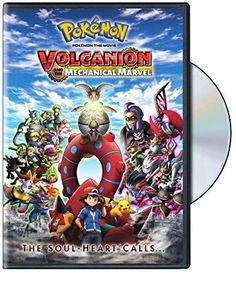 Various - Pokemon the Movie: Volcanion and the Mechanical Marvel