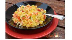 Para quem está procurando uma receita saudável e gostosa, essa receita de salada de couscous de pimentões pode surpreender. Vem ver a receita!