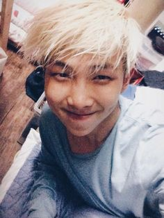 Rap Monster cutie