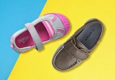 They love to put on their own shoes, but don't have that whole tying thing down pat just yet. Here, a collection of sneakers, sandals and more that are perfect for little feet and don't require much from little hands. From slip-ons to hook-and-loop or buckle closures, getting their shoes on will be a snap. See more at #MyHabit : http://www.myhabit.com/?tag=kids_deals-20