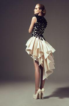 Gazer or off white dresses lebanon, gcc, china, usa, russia | Ashi Studio