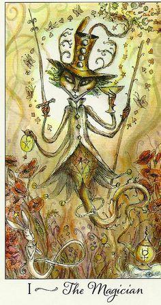 The Deck and Book Nook - Joie de Vivre Tarot | The Tarot Lady