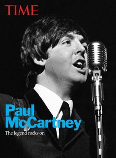 Paul McCartney magazine