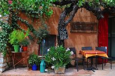 Roussillon (Luberon) en Provence, # France
