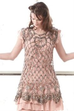 Tango Tunic - CrochetMe