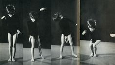 """childwild:  """" Child Dancer—— from 60's book on Dance Program for children  from a movement exercise titled """"Wire"""" """""""