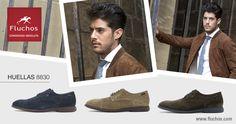 ¡Pero qué bonitos son los zapatos de la Colección Huellas by Fluchos!