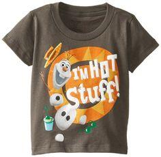 Frozen - Camiseta - Bebé-Niños Negro gris oscuro #camiseta #friki #moda #regalo