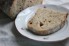 Homemade rye bread recipe (Czech)