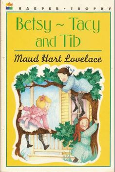 The Betsy-Tacy Books: One of my favorite series as a child.
