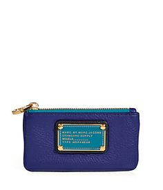 Chic yet convenient, this Marc by Marc Jacobs key pouch adds style to the everyday #Stylebop