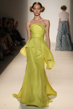 Lela Rose RTW Spring 2014 - Slideshow - Runway, Fashion Week, Reviews and Slideshows - WWD.com