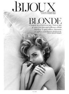 cool Vogue Paris | Editorial de Moda Maio 2013 | Magdalena Frackowiak por Giampaolo Sgura