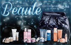 Ensembles cadeaux à partir de 40,95$ | Skin care gift sets starting at $40,95