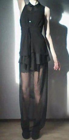 #Goth #Grunge #Dark #Black #Fashion #Nitrofashion