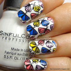 nailstamp4fun #nail #nails #nailart