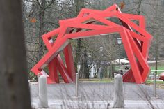 Gallery of Urban Sculpture / Rok Grdisa - 6