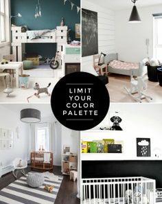 Limit your color palette