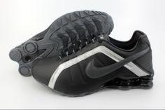6e3c31e3e58 black Nike Shox deliver R4 Free