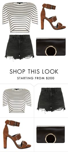 """""""Out & About-Sunday Edition"""" by lovefashionxxxxxx on Polyvore featuring Alexander Wang and Chloé"""