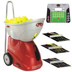 Best Ways To Choose The Best Tennis Ball Machine For Yourself at great prices online.