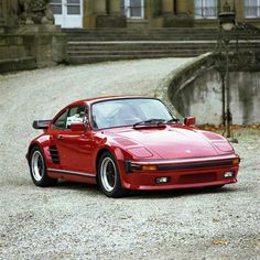 1983 Flat nose Porche....
