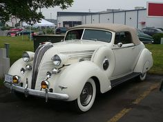 1937 Terraplane Convertible by Armchair Aviator, via Flickr