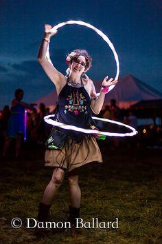 LED Hooping with Mary Ellen Talkington | hooping.org