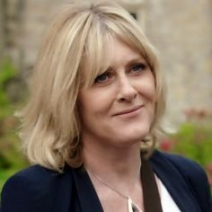 Sarah Lancashire playing Caroline Elliot in Last Tango in Halifax.  One of my favourite pictures