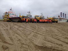 """KNRM Ter Heijde   """"@RWouterR: Ondertussen op het strand van #Noordwijk #KNRM"""
