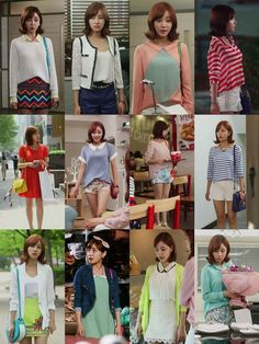 Im Me-Ah-ri's style from Gentleman's Dignity