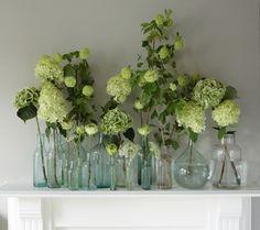 Stunning floral design via London's Scarlet & Violet ...